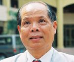 PGS.TS Bùi Hiền (ảnh chụp tháng 9/2005)